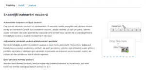WordPress 3.3: Nov verze WordPressu (etina 1)