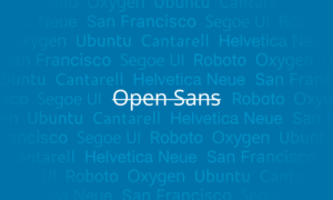 WordPress 4.6: Změna písma (Open Sans)