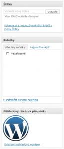 WordPress 2.9 - Náhledový obrázek (3)