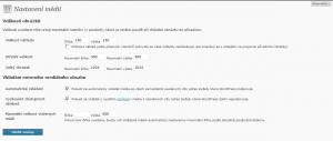 WordPress 2.9 - vkládání médií prostřednictvím oEmbed (1)