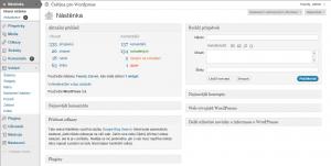 Nový vzhled administrace (WordPress 3.2)