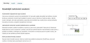 WordPress 3.3: Nová verze WordPressu (čeština 1)