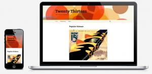 WordPress 3.6 - Nová výchozí šablona Twenty Thirteen