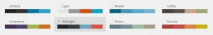 WordPress 3.8 - Barevné schéma administrace