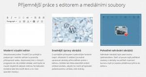 WordPress 3.9 - Ukázka české verze
