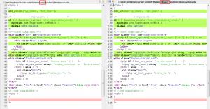 České šablony: Zdrojový kód theme-actions.php (srovnání 2)