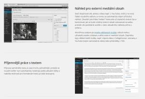 WordPress 4.0: Čeština (ukázka 1)