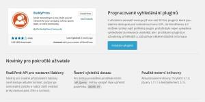 WordPress 4.0: Čeština (ukázka 2)
