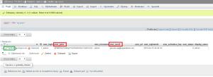 Změna hesla ve WordPressu: Detaily uživatele admin