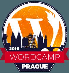 WordCamp 2016 Praha (logo)