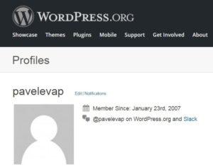 Kulaté WordPress výročí